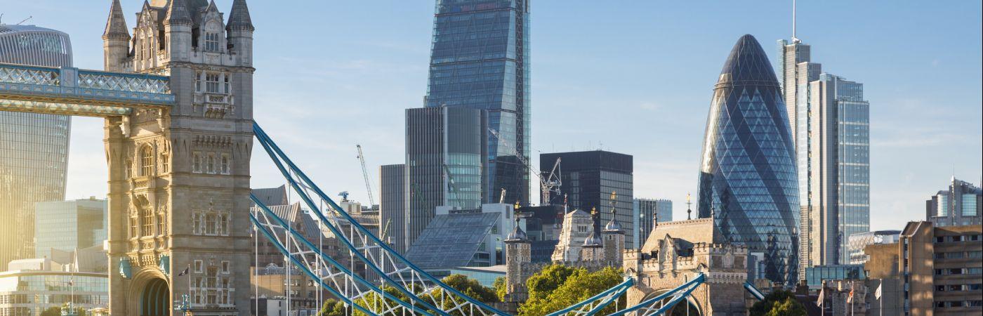 Tower Bridge et quartier de la City