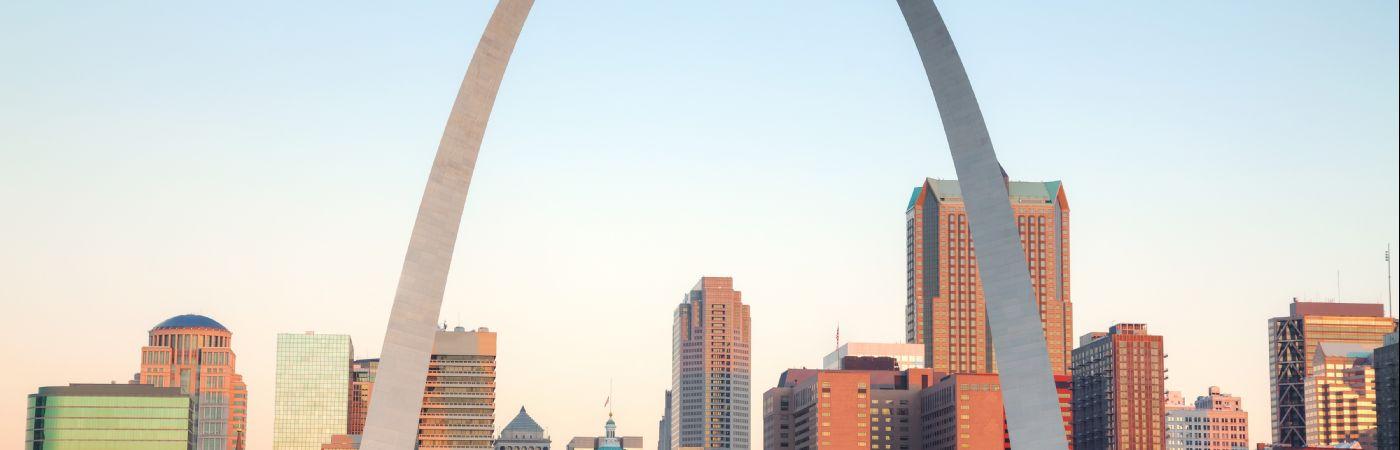 Arche de Saint-Louis, Missouri