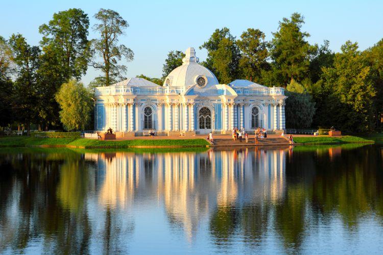 Parc de Pouchkine