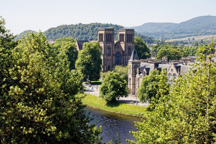 Cathédrale Saint-André d'Inverness