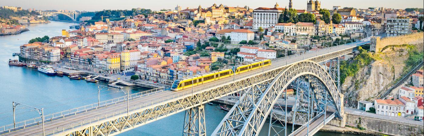 Pont Louis Ier à Porto
